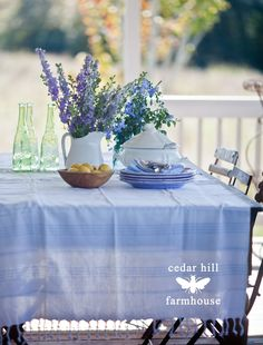 French Country Style Magazine Feature - Cedar Hill Farmhouse