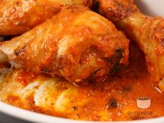 Chicken Piri-Piri (Portuguese recipe).