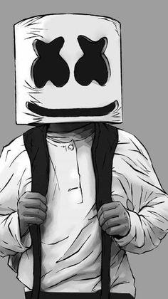 Marshmello Wallpapers and Top Mix Cartoon Wallpaper, Graffiti Wallpaper, New Wallpaper, Wallpaper Backgrounds, Joker Wallpapers, Gaming Wallpapers, Cute Wallpapers, Iphone Wallpapers, Animes Wallpapers