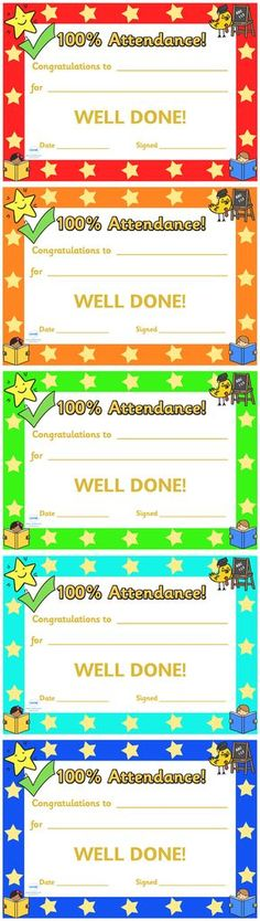 Achievement Award Certificates Elementary schools, Certificate and - new preschool certificate templates free
