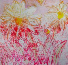 Monoprint Batik Prints, Art Prints, Gelli Plate Printing, Gelli Arts, Middle School Art, Arts Ed, Summer Crafts, Elementary Art, Art Education