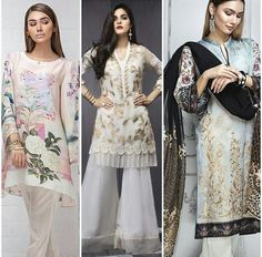 Perfect Eid Day Luxury Lawn Collection of #Jeena.PK #Gorgeous #Elegant #EidCollection17 #SummerCasual #SummerEidCollection #JeenainStyle #JeenaPK #PakistaniFashion #PakistaniModels  ✨