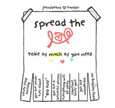 Love this...pay it forward!