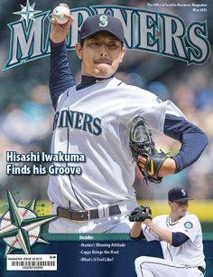 Hisashi Iwakuma, #Mariners Magazine (May 2013)