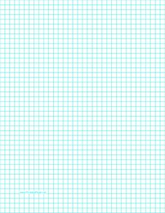 graph paper maker software to create custom sheets of graph paper