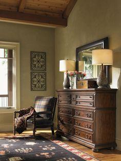 Fieldale Lodge Lakeview Mirror | Lexington Home Brands