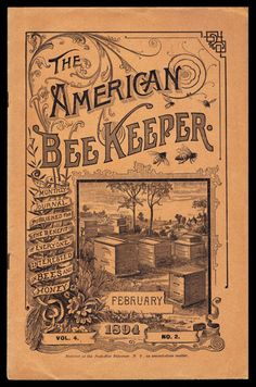 american bee keeper. it's actually a great book with many life lessons as they relate to bee keeping