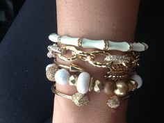 there's no party like a Stella & Dot arm party...Stelladot.com/abbigravino