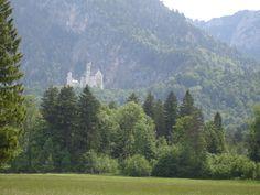 #Neuschwanstein, der Touristenklassiker schlechthin