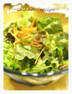 焼き肉屋さん(~より旨ぁ)チョレギサラダ by ラ・ランド [クックパッド] 簡単おいしいみんなのレシピが258万品