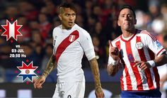 Peru vs Paraguay 04/07/2015 Highlights and All Goals | Copa America Chile 2015