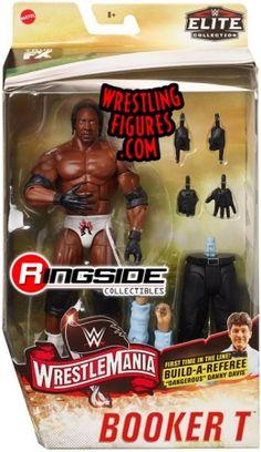 Wwf Superstars, Wrestling Superstars, Booker T Wwe, Figuras Wwe, Best Action Figures, Eddie Guerrero, Wwe Toys, Dope Cartoons, Wwe Elite