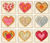 free Valentine printables from #TheToymaker -- really beautiful