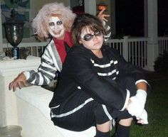Beetle juice and My Chemical Romance by PS