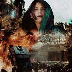 #Katniss in #Mockingjay #Part2 #UNITE #PresidentSnow #TheHungerGames