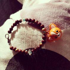 Armband mit Fuchsglöckchen