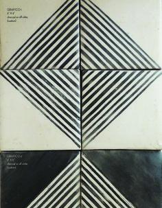 Custom Tabarka artisan tiles