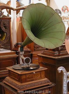 Phonogalerie (Paris) - Now on my must visit list