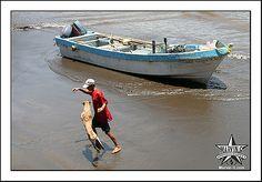 Puerto de Acajutla, El Salvador! | El mejor amigo del hombre… | Flickr