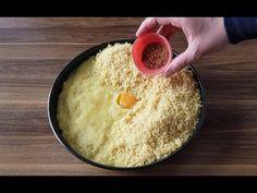 BU MUHTEŞEM YEMEĞİ DAHA ÖNCE HİÇ GÖRMEMİŞ OLABİLİRSİNİZ, HEM EKONOMİK HEMDE ÇOK LEZZETLİ.. - YouTube Hummus, Feel Good, Make It Yourself, Cooking, Ethnic Recipes, Pasta, Food, Recipes, Bulgur