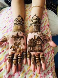 Baby Mehndi Design, Mehndi Designs For Kids, Mehndi Designs Feet, Latest Bridal Mehndi Designs, Full Hand Mehndi Designs, Mehndi Designs 2018, Mehndi Designs Book, Modern Mehndi Designs, Mehndi Designs For Beginners