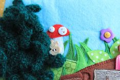 Handmade by mom: Очередная готовая развивающая книжечка, на это раз для девочки Катюши!!! Dolls House Figures, Kids Rugs, Christmas Ornaments, Holiday Decor, Blog, Projects, Handmade, Sewing Toys, Couture