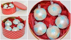 Christmas tree decorations. Chocolate cupcakes with beautiful fondant decor