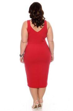 Vestido Plus Size Edilla Plus Sise, Vestidos Plus Size, Modelos Plus Size, Seo Services, African Fashion, Plus Size Fashion, Ideias Fashion, Bodycon Dress, Formal Dresses