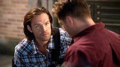 #Supernatural: Sam tenta salvar irmão da marca de Cain