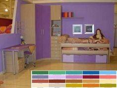 Colores para pintar la casa feng shui decoracion for Como pintar mi casa por dentro