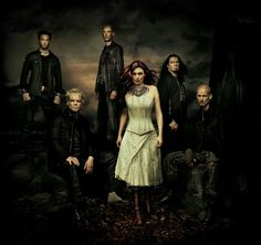 Within Temptation in 2008