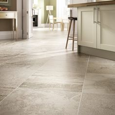 Chic blend of popular stone visuals. The graceful intertwining of travertine cross-cut and vein-cut visuals and textures result in Exquisite's unique interpretation of natural stone. The blend of these travertine characteristics create a refreshing new look that is both trendy and forever timeless. Exquisite's large-format floor and wall sizes and coordinating mosaic can be used to turn any space into a room filled with luxurious splendor.