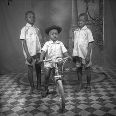 Doubles portraits d'Afrique - Africa Double Portraits: Ibrahim Sanlé Sory