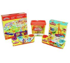 Buy Play-Doh Ultimate Playdate Kit at Argos.co.uk, visit Argos.co.uk to shop online for Pre-school creative toys, Pre-school construction and creative toys, Baby and pre-school toys, Toys