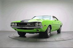 """motor-sales: """"1970 Dodge Challenger RT from RK Motors. Is this not one of the…"""