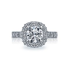 Style# 38-3CU75 - Blooming Beauties - Engagement Rings - Tacori.com