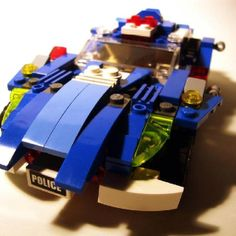 4 Lego Police Car, Toys, Activity Toys, Clearance Toys, Gaming, Games, Toy, Beanie Boos
