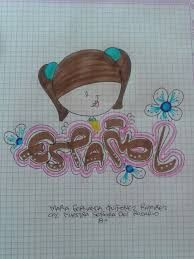 Resultado de imagen para marcar cuadernos timoteo Daily Journal, Bullet Journal, Caligraphy Alphabet, Notebook Art, School Notebooks, Borders And Frames, Studyblr, Letters And Numbers, Doodles