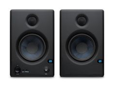 Their compact and powerful design makes them an ideal solution for any small space. Pair compact Eris with PreSonus' powerful Temblor® active subwoofer for a truly full-range sound system that fits almost anywhere. Monitor Speakers, Bluetooth Speakers, Best Powered Speakers, Line Level, Audio Engineer, Stereo Headphones, Acoustic, Mini