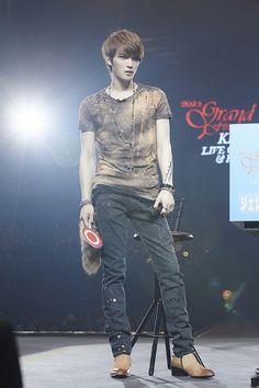[PICS] 130625 Kstyle: Start of Kim Jaejoong's Asia Tour Grand Finale in Yokohama Arena