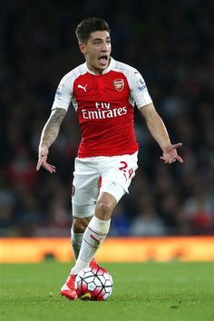 Arsenal: Arsenal hold fear factor - Bellerin - http://footballersfanpage.co.uk/arsenal-arsenal-hold-fear-factor-bellerin/