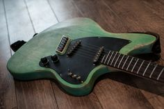 Fan Fret Offset Relic -Jillard Guitars