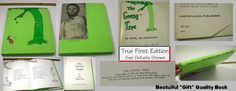 The Giving Tree SHEL SILVERSTEIN 1964 Harper Row RARE GIFT QUALITY TRUE FIRST