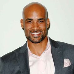 31. Boris Kodjoe  Born on:8th March 1973Sexy because: of his heritage – part German, part Austrian, and part Ghanian – his bright smile, his sweetness, and …
