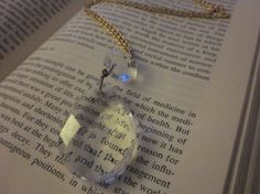 The Genevieve Necklace   Vintage Chandelier by SeizeTheNight, $35.00