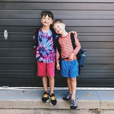How is it possible that today is last day of camp? Where did the past 7 weeks go? And what on Earth am I going to do with these two next week?! #feinbros #boysofsummer #boymomlife