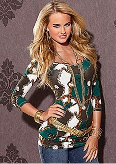 Women's Tops - Baby Doll, Tank Tops and More by VENUS