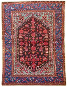 Kula Dimirci rug, Approximately 6ft. x 4ft. 7in. (183x139cm) Turkey circa 1860