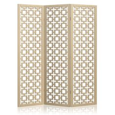 """Love this.  Dont love the price.  The pattern is super cool.  Redi-Screens Room Dividers - """"Oxford"""""""