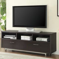 Varick Gallery Oldsmar TV Stand Finish: Capuccino